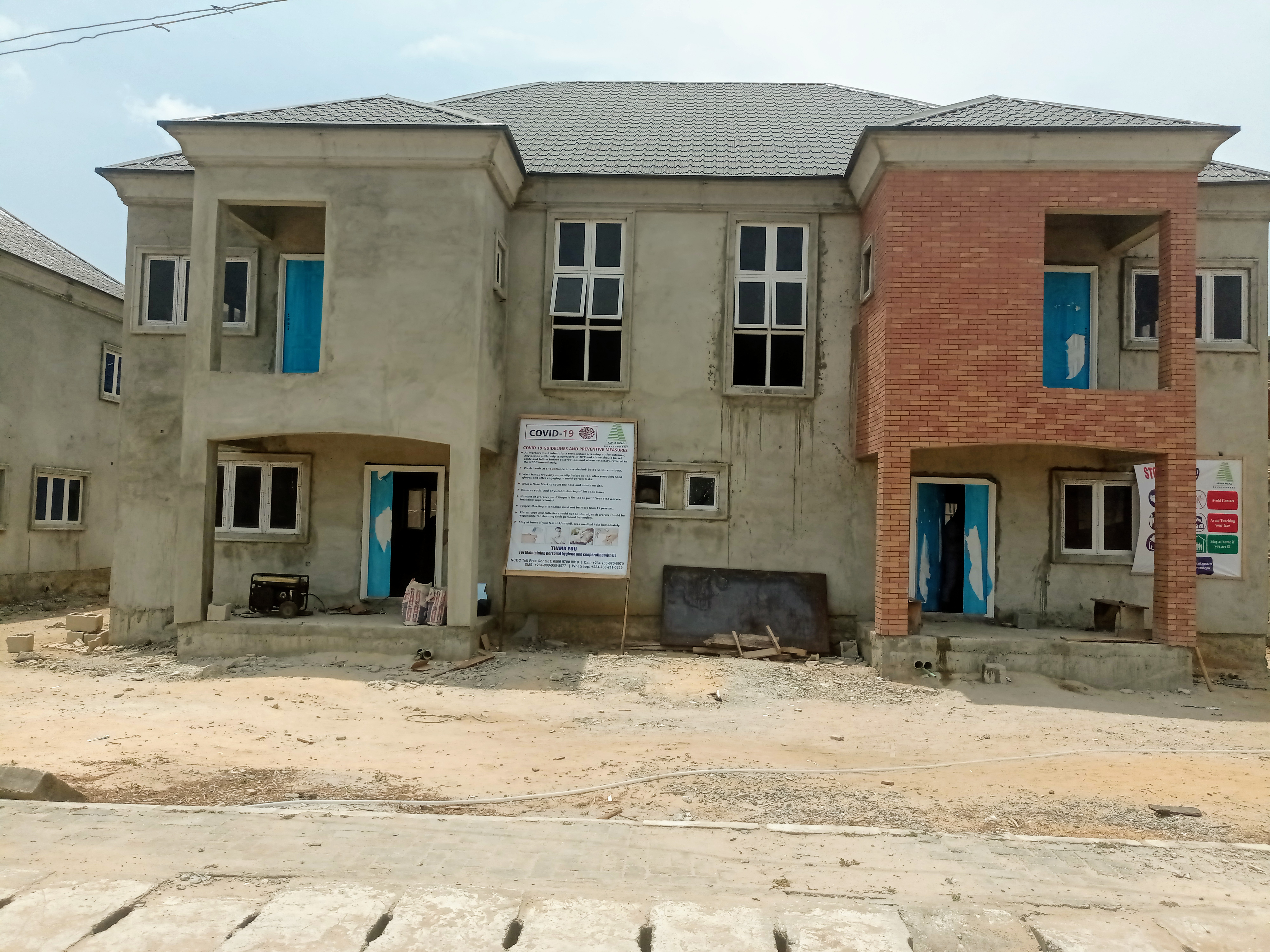 Green Park Homes is the number 1 affordable low and middle-income homeownership scheme in Nigeria